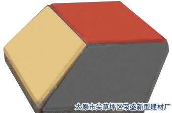 菱形合作图片素材